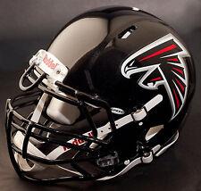 *CUSTOM* ATLANTA FALCONS NFL Riddell Full Size SPEED Football Helmet