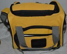 John Deere Duffle Travel Sport Bag Yellow
