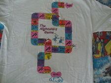 Vintage THE NIGHTSHIRT GAME Newlywed honeymoon funny sex joke T Shirt XL