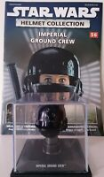 DeAgostini - Star Wars Helmet Collection - Issue 56 - Imperial Ground Crew