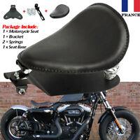 Moto Solo Selle Siège Ressorts Support Pour Harley Bobber Chopper Yamaha Honda