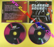 CD COMPILATION CLASSIC HOUSE Great House Anthemes DOPPIO BL 1038-2 no lp mc(C30)