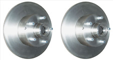 """66 67 68 69 Charger Roadrunner Coronet 11"""" brake rotor Pair for 4 piston caliper"""