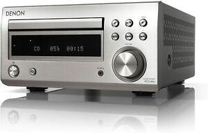DENON RCD-M41SP AM/FM Discrete Amplifier Bluetooth Compatible CD Receiver NEW