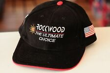 Rare Vtg Rockwood The Ultimate Choice Usa American Adjustable Strap Hat