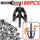 100X Nylon Plastic Grille Clips | Retainer for GMC Chevy Colorado Canyon 2004-12