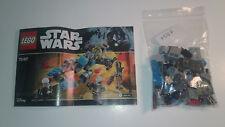 Lego Star Wars Bounty Hunters Speeder Bike Battle Pack 75167 No Mini Figures