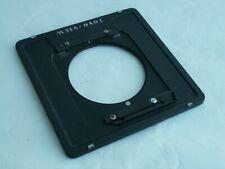 Toyo - Linhof type lens board (panel) adapter for TOYO G (G II) monorail  camera