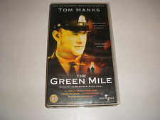 VHS VIDEO TAPE...COLLECTABLE......THE GREEN MILE.......(18)...
