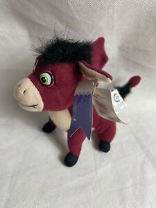 Shrek The Third Baby Dragon Donkey Dronkey Plush Toy With Tag 18cm
