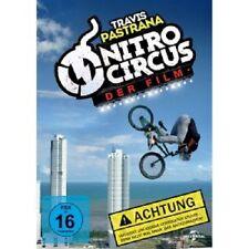 G.GODFREY/J.RAWLE/T.PASTRANA/+ - NITRO CIRCUS  DVD DOKUMENTATION NEU