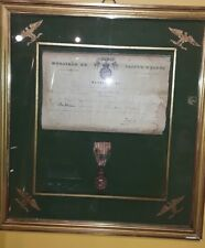 Napoleon Medal Of Saint Helena
