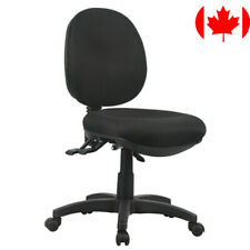 Adjustable Office Computer Desk Executive Chair Task Swivel Mesh Chair, Black