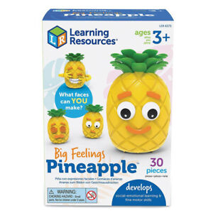 Learning Resources Big Feelings Pineapple Learn about Emotions Educational Toy