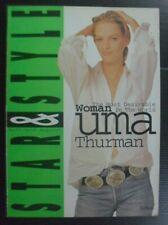 1996 Uma Thurman Sandra Bullock Drew Barrymore Farrah Fawcett Johnny Depp RARE!!