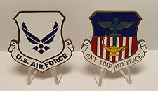 Air Force Special Operations Command Challenge Coin - AFSOC - ANY TIME ANY PLACE
