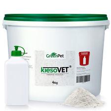 KiesoVET 100% reine Kieselgur 10 Liter Eimer = ca. 4kg Hühner Hühnerstall