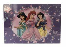 "Disney Princess  Keepsake Photo Storage Box Holds 1000 4X6"" Photos New"