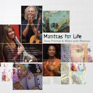Mantras for Life CD by Deva Premal and Miten with Manose