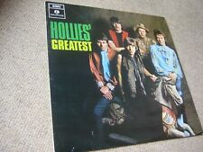 Hollies' Greatest LP Stereo UK 1st Press - [1A/1R] FIRST 2,500 COPY! [Ex+/Ex-]