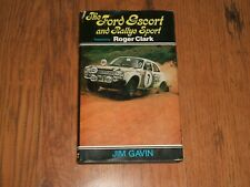 The Ford Escort and Rallye Sport - Jim Gavin,1973 book;0 7207 0565 7.