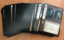 LOTR TCG Lord of the Rings SHADOWS Uncommon Set - 51/60 Trading Cards INCOMPLETE