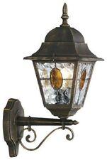 Lantern Glass Hardwired Mains Outdoor String Lights