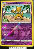 Carte Pokemon HYPNOMADE 60/149 Reverse Soleil et Lune 1 SL1 FR NEUF