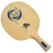 Sanwei HC-5 HINOKI+Soft Carbon table tennis blade Tischtennis Holz  Neu