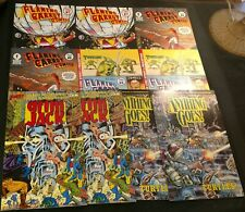 5(x2) TMNT:Flaming Carrot 27(McFarlane),25,26,Grimjack 26,Anything Goes