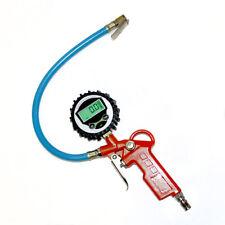 Neumático del carro nuevo Motocicleta Auto Inflar Inflador Pistola de Presión de Neumáticos Dial Digital