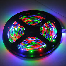 5M 2835 60Leds Multi-Color tring Lights Not Waterproof Flexible Strip Lighting