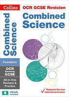 OCR Gateway GCSE 9-1 Combined Science Foundation All-in-One Revision and Practic