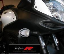 PAIR OF SUZUKI CLEAR INDICATOR LENSES GSR750 DL650 1250 BANDIT GSX650F GSX