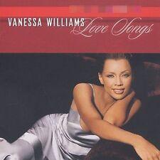 Vanessa Williams : Love Songs [us Import] CD (2004)
