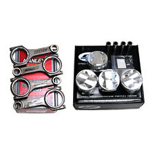 CP Pistons Manley H-Beam Rods Honda K20A-Z SC7140 86.00mm 11.5:1 RSX Civic Si