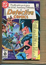 Detective Comics #500 - Off Center Cut - 1981 (Grade 9.2) WH