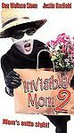 Invisible Mom 2 (1998) $1.99 VHS NEW! SEALED! DEE WALLACE STONE,JUSTIN BERFIELD
