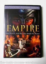 EMPIRE The Battle for Rome Italy ABC Epic TV Mini-Series DVD Frain Feore Blunt