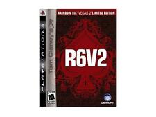 Tom Clancy's Rainbow Six Vegas 2 Limited Edition PlayStation 3