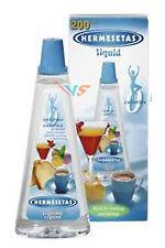 Hermesetas Liquide 200ML. Liquide �‰dulcorant Idéal pour Cuisine & Pâtisserie