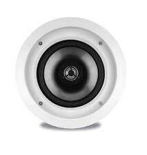 """NEW INFINITY CS60R 2-Way 6-1/2"""" Round Home In-Ceiling Loud Speaker (Each)"""