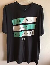 Young & Restless Tee Shirt Y & R Jersey Slate Gray Men's Extra Large NWOT
