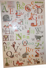Children's Numbers & Letters Wall Stickers