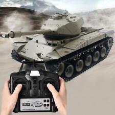 Profi 3839-1 Heng Long Vollmetall Tank Amerika 6.0 RC Panzer 1/16 Rauch Sound