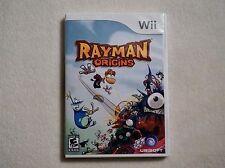 Rayman Origins (Nintendo Wii, 2011)