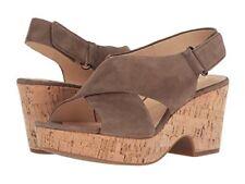 9bfeb2405b9 Clarks Leather Wedge 10 Sandals   Flip Flops for Women