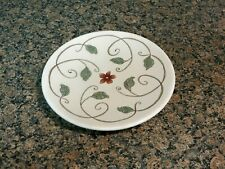 4  PFALTZGRAFF MISSION FLOWER SALAD PLATES MORE AVAILABLE