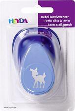 Motivlocher Bambi Stanzer Easy Punch Motivstanzer Heyda Locher 25mm