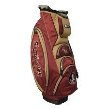 NEW Team Golf NCAA FSU Florida State Seminoles Victory Cart Bag